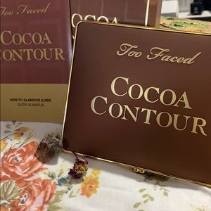 Too Faced Cocoa Contour & Highlighting Palette